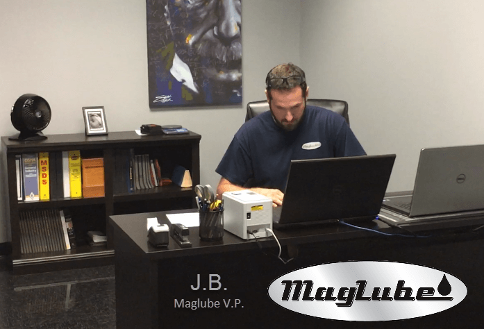 JB MagLube office