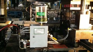 maglube mql system for punch press