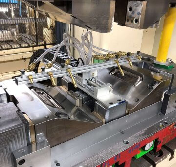 mql system lubricant stamping and punch presses
