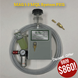 Mag 1-3MQL System package by MagLube