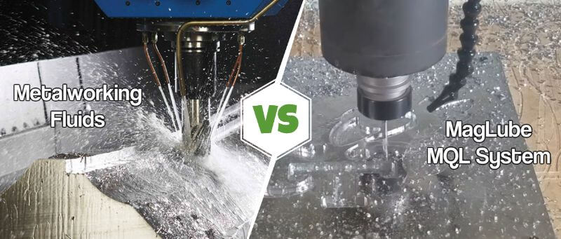 metalworking fluids vs maglube mql systems