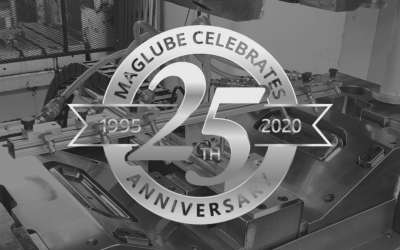 MagLube Celebrates 25 Years of Micro-Lubrication Innovation