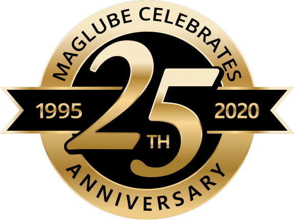 MagLube MQL System is celebrating their 25 year anniversary