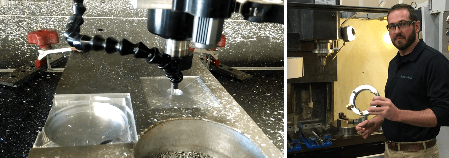CNC machines work efficiently with MagLube lubricant systems