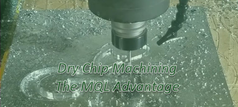 Benefits of Near Dry Machining – The Micro Lubrication Advantage